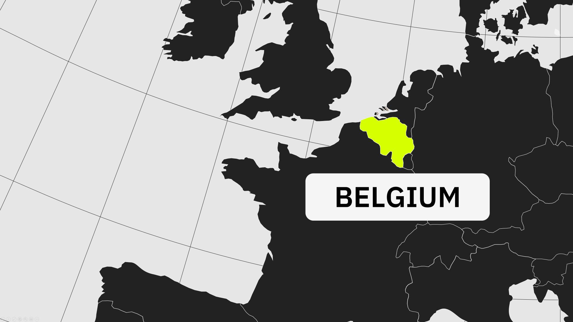 New customer project in Belgium